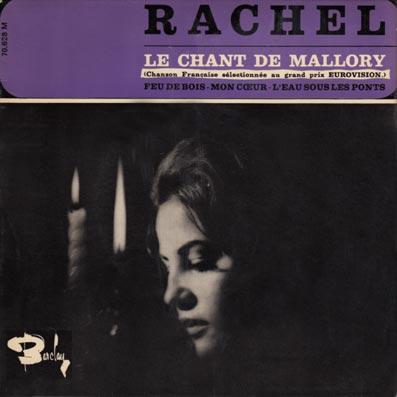 45 tours EP de Rachel