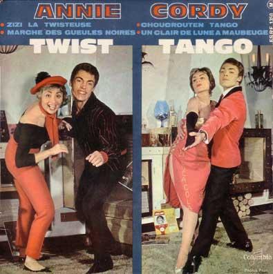 Annie Cordy Twist - Tango