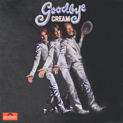 Album vinyle de Cream