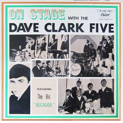 Album vinyle du Dave Clark Five