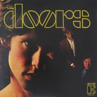 Album vinyle de The Doors
