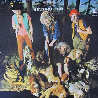 Album vinyle de Jethro Tull