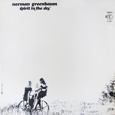 Album vinyle de Norman Greenbaum