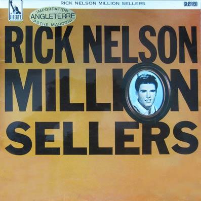 Album vinyle de Rick Nelson