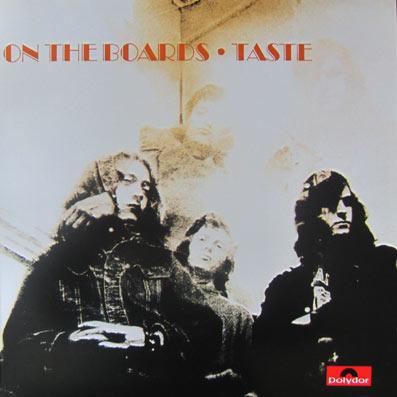 Album vinyle de Taste