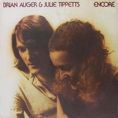 Album vinyle de Brian Auger et Julie Tipetts
