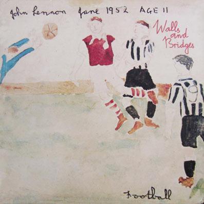 Album vinyle de John Lennon
