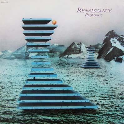 Album vinyle du groupe Renaissance