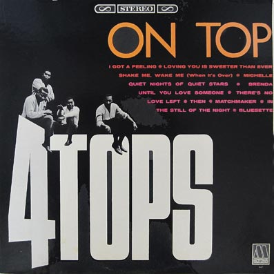 Album vinyle de The Four Tops