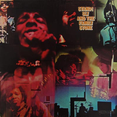 Album vinyle de Sly and the Family Stone