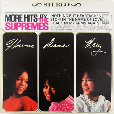 Album vinyle de The Supremes