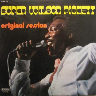 Album vinyle de Wilson Pickett
