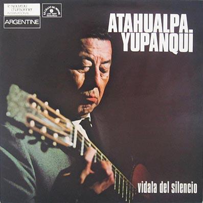 Vinyle d'Atahualpa Yupanqui