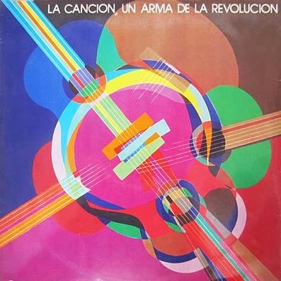 Vinyle d'artistes cubains divers