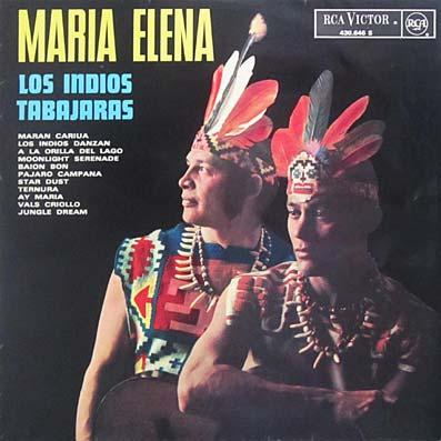 vinyle de Los Indios Trabajaras