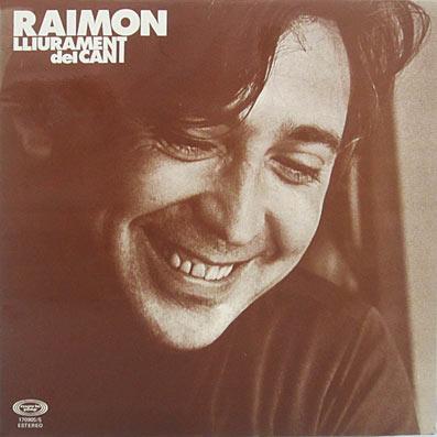 Vinyle de Raimon