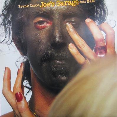 """Album """"Joe's Garage (acts II & III)"""" de Frank Zappa"""