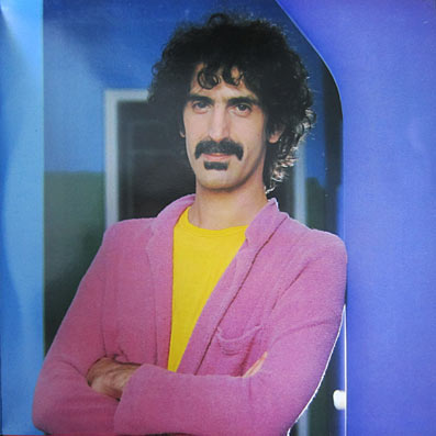 "Album ""You are what you is"" de Frank Zappa"