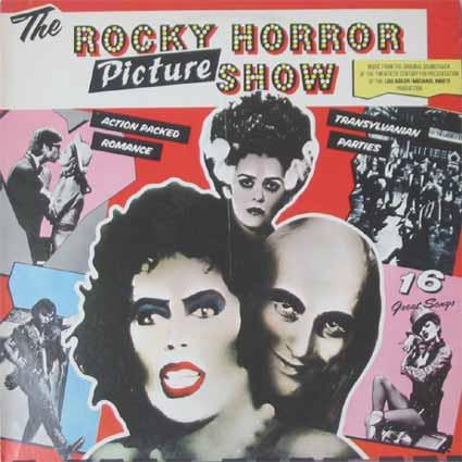 BOF The Rocky horror show