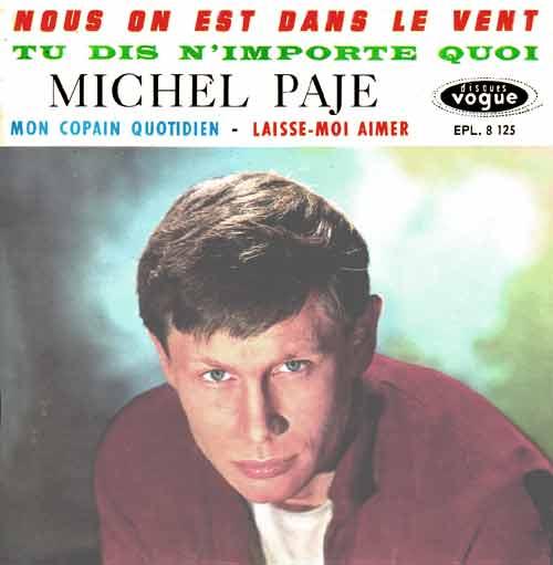 Michel Paje - Un Garçon Sauvage
