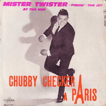 45 tours de Chubby Checker