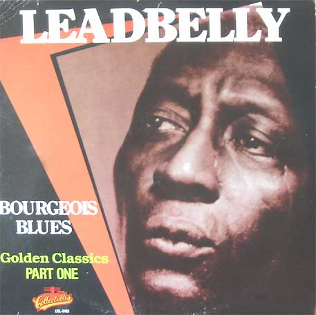 Disque de Leadbelly