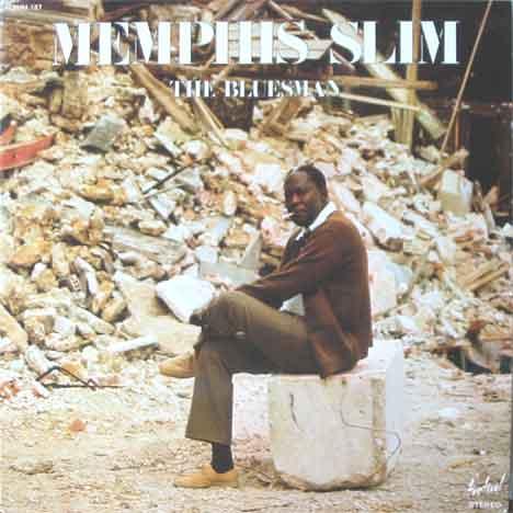 Disque de Memphis Slim