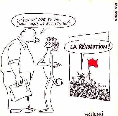 """Disque d'Evariste """"La révolution"""""""