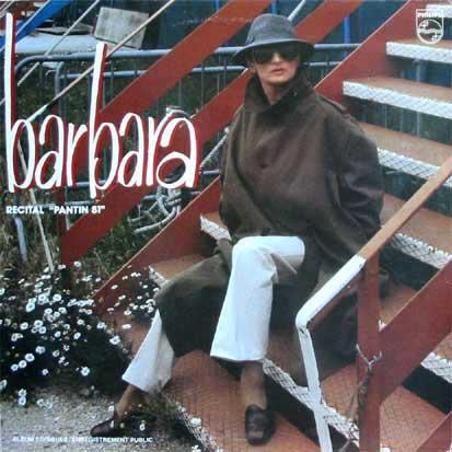 Vos derniers achats - Page 3 Gal-barbara-pantin