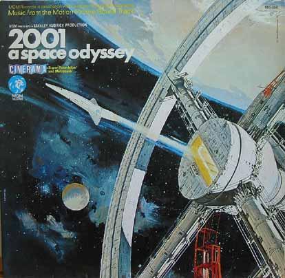 """Musique du film """"2001 a Space Odyssey"""