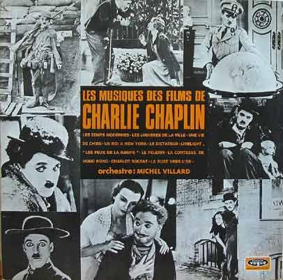 Musiques de films de Charlie Chaplin