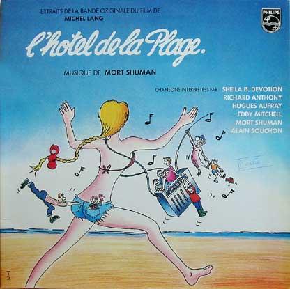"""Musique du film """"L'Hôtel de la plage"""""""