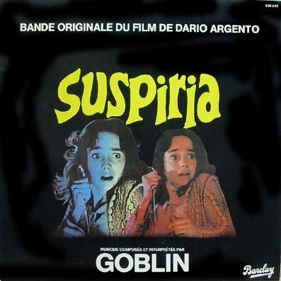 """Musique du film """"Suspiria"""""""