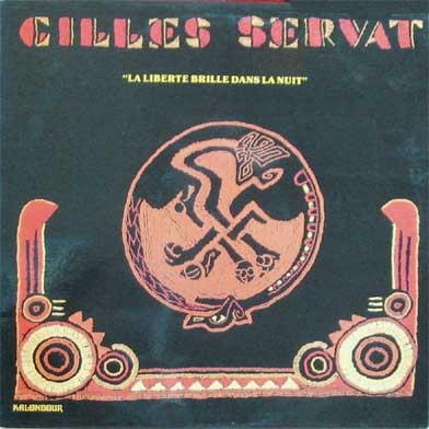 Gilles Servat : La liberté brille dans la nuit