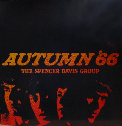 """Automn 66"" du Spencer Davis Group"
