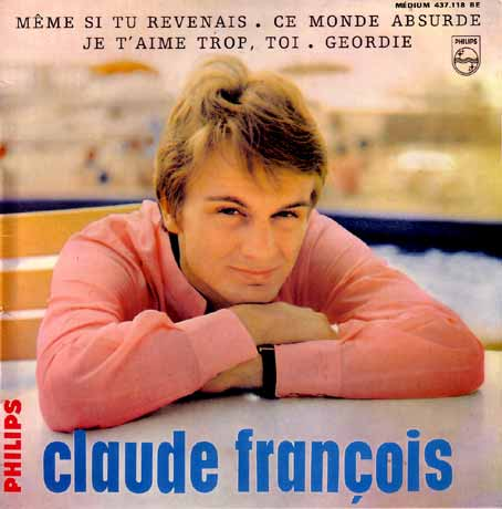 Claude François - Super Hits Succés En 2 Disques