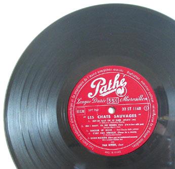Divers formats de disques vinyles - Collectionneur de disque vinyl 33 tours ...