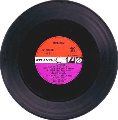 divers formats de disques vinyles. Black Bedroom Furniture Sets. Home Design Ideas