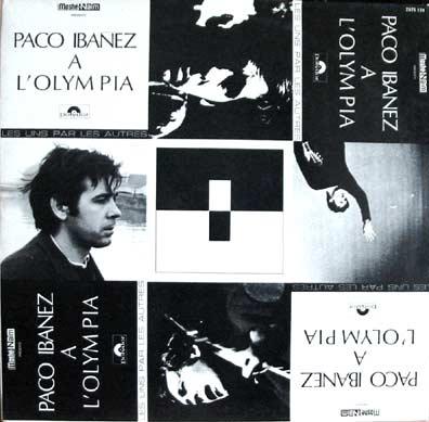 Paco Ibañez à l'Olympia